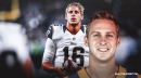 Jared Goff reacts to Rams' loss vs. 49ers