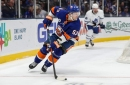 New York Islanders Place Casey Cizikas on IR, Recall Oliver Wahlstrom