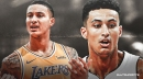 Kyle Kuzma's latest tweet suggests he's nearing a return from injury