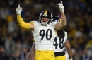 PFF highlights how T.J. Watt, James Conner and Devin Bush stole the show for the Steelers