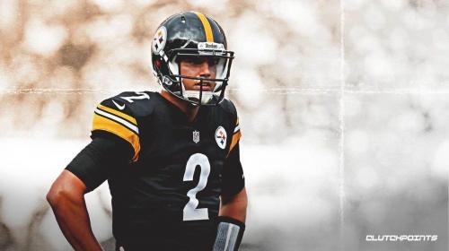 Steelers QB Mason Rudolph is 'eyeing' a Week 8 return