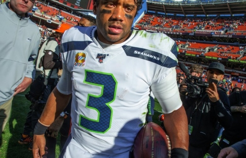 'Best player in the NFL': Russell Wilson's MVP buzz heats up in national media after Seahawks' win