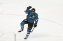 Patrick Marleau's return to the Shark Tank occasions tears of joy