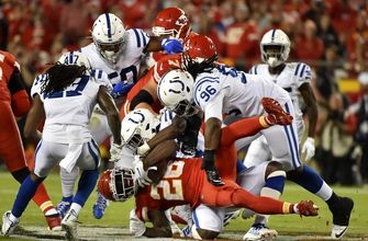 Leonard returns to Colts' practice following bye week