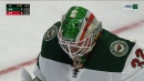 Alex Stalock makes huge sprawling save to rob Namestnikov