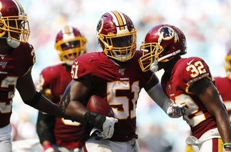 Redskins feel good after 1st win, prepare for unbeaten 49ers