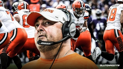 Freddie Kitchens addresses whether selfishness is hurting the Browns this season