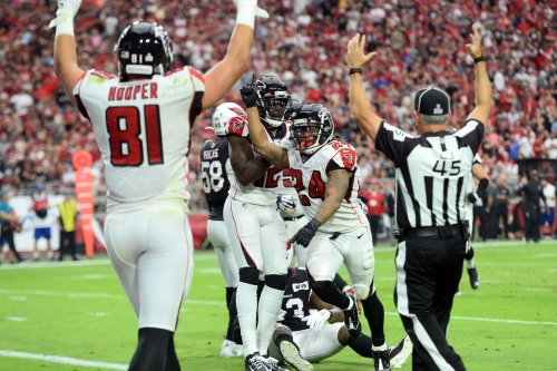 Falcons vs. Cardinals: Who was the offensive player of the game?