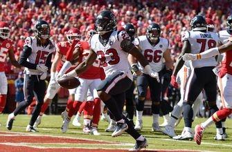 Chiefs' run defense making opposing backs look like stars