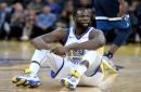 D'Angelo Russell and Draymond Green to sit Monday vs Lakers