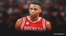 Rockets' Russell Westbrook leaves practice after bumping knees