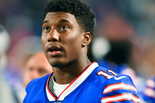 Last week Marcell Ateman broke this trend, newly acquired Zay Jones could get it back on track