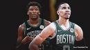 Celtics exercise options on Jayson Tatum, Robert Williams