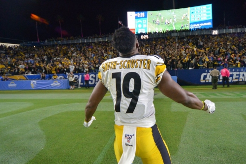 Post-Game Sound: Hear from Steelers coaches and players after their big road win over the Chargers