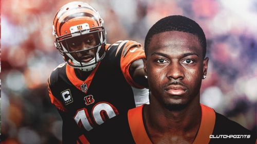 Bengals WR A.J. Green is 'progressing' but still hasn't participated in practices