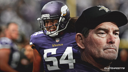 Vikings coach Mike Zimmer reacts to Eric Kendricks being ranked as PFF's No. 2 LB