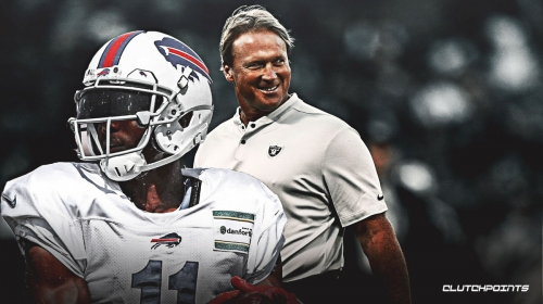Zay Jones speaks out on studying Raiders playbook with Jon Gruden