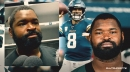 Eagles' Zach Brown's cowardly response after trashing and getting torched by Vikings' Kirk Cousins
