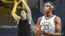 Myles Turner praises Pacers rookie Goga Bitadze's knowledge for the game