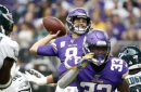 Cousins, Vikings have passing attack back in stride
