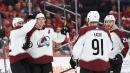 Kadri helps Avalanche stay perfect and double up Capitals
