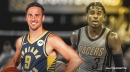 TJ McConnell's role with the Pacers will be to push Aaron Holiday