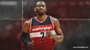Wizards' John Wall glad to be out of walking boot after suffering infection