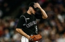 Ranking the Rockies: Chris Rusin's season was nasty, brutish and short