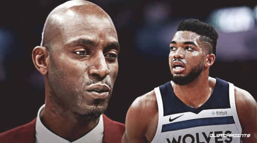 Karl-Anthony Towns reveals the impact Kevin Garnett has had as a mentor