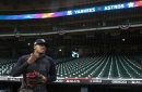 New York Yankees, Houston Astros announce Tuesday's ALCS Game 3 lineups; Aaron Hicks in CF