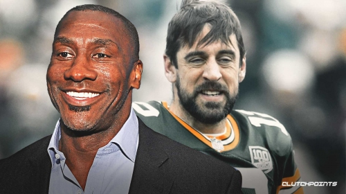 Shannon Sharpe says Packers QB Aaron Rodgers looked 'beautiful' vs. Lions