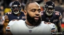Bears' Akiem Hicks won't require surgery, expected to return after 8 weeks on IR