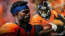 Broncos WR Emmanuel Sanders was a full participant in practice