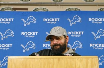 Patricia says Lions 'turning the page'
