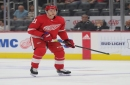 How Detroit Red Wings' Dennis Cholowski is having a happier homecoming this time around