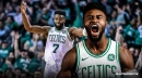 Celtics' Jaylen Brown claims contract situation is 'not something that's keeping me up at night'