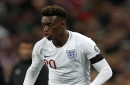 Callum Hudson-Odoi happy to 'prove a point' as Chelsea star shines with brace in England U-21 victory over Austria