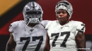 Raiders OT Trent Brown sued for domestic violence