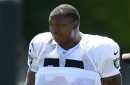 Raiders' Trent Brown accused of violence against son's mother, report says