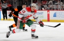 New Jersey Devils List Nico Hischier As Day To Day