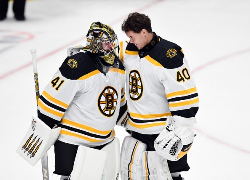 Boston Bruins Have The Best Goalie Duo in the NHL
