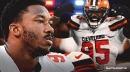 Browns star Myles Garrett reveals 'fan' punched him after flagging him down to take photo