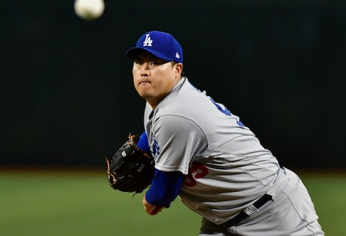 Dodgers News: Hyun-Jin Ryu Named National League Outstanding Pitcher Of The Year Finalist In Voting For 2019 Players Choice Awards