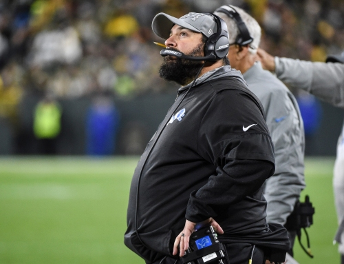 Detroit Lions' Matt Patricia: Time to move on from ref blunders, focus on Vikings