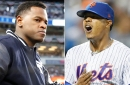 Mets' Marcus Stroman appears to love watching Yankees pitchers fail