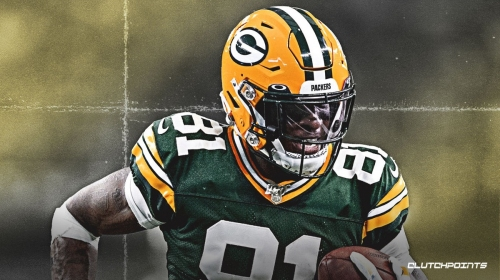 Packers wide receiver Geronimo Allison is in concussion protocol