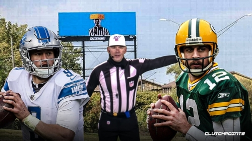 Lions news: Billboards protesting NFL referees go up in Detroit