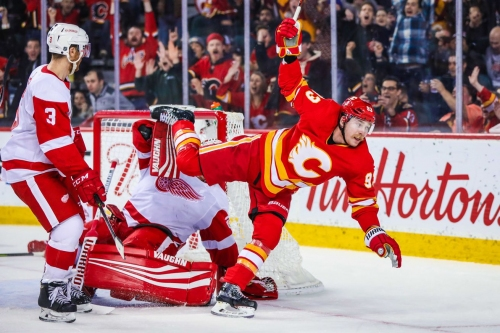 Preview: Calgary Flames vs Detroit Red Wings 10/17/19 (8/82): Calgary Looks To Win Two In A Row