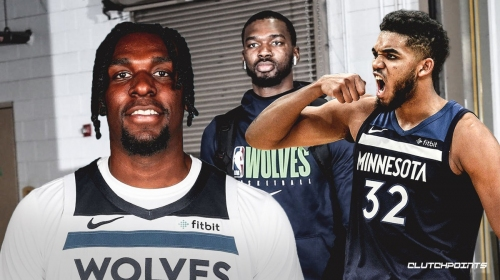 Timberwolves' Karl-Anthony Towns, Noah Vonleh impressed with Naz Reid, says he should've been a 'lottery pick'