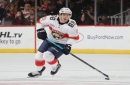 Mike Hoffman Red Hot for Florida Panthers